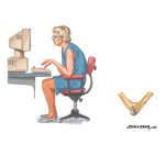 Compression Neuropathy In Workplace