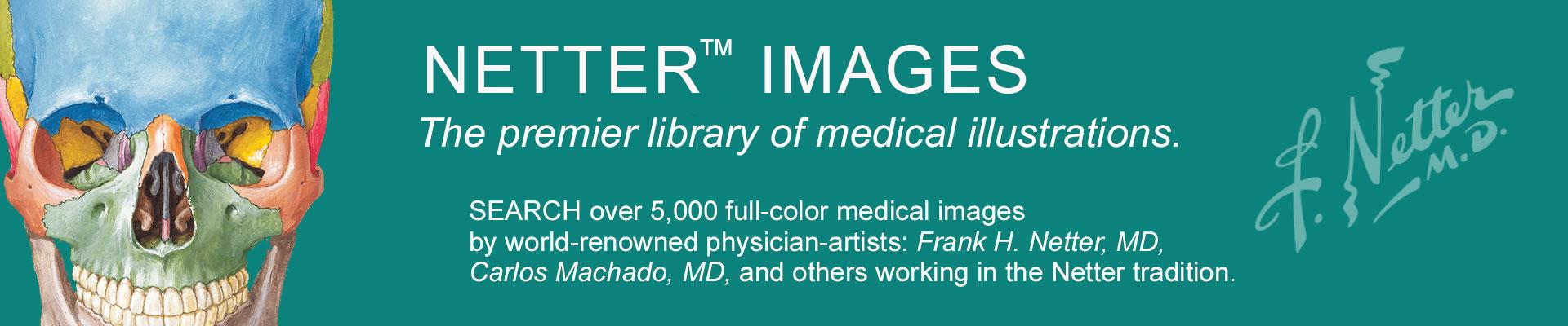 LexisNexis MedMal Navigator Adds Netter Images