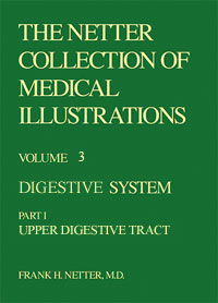 Collection of Medical Illustrations, Digestive System - Volume 3, Part 1