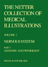 The Netter Collection of Medical Illustrations - Nervous, Part I - Anatomy and Physiology