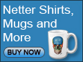 Netter Merchandise - Shirts, Cups and More